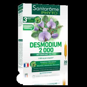 Desmodium 2000 Bio (20 fiole), Santarome