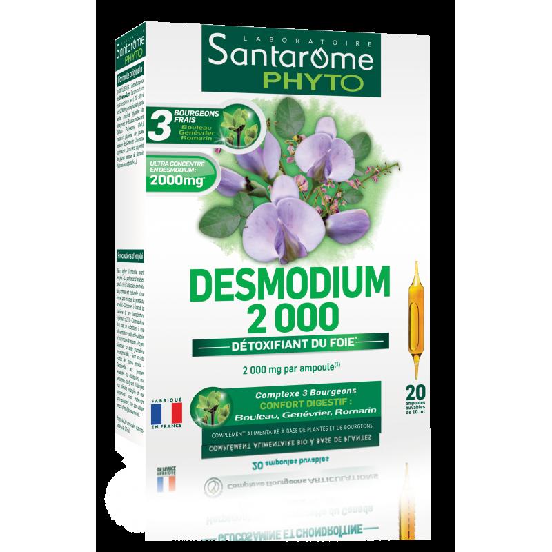 Detox Bio (20 fiole), Santarome