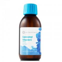 Vitamina C lipozomala 1000 mg (150 ml), Nutrivitality