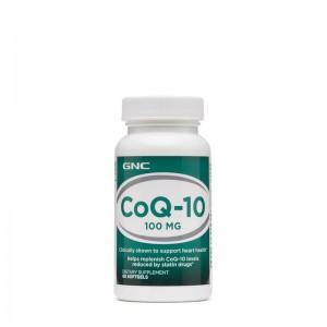 Coenzima Q-10 100 mg (30 capsule), GNC