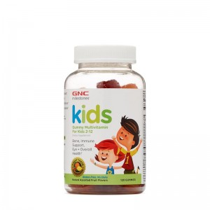 Kid's Multivitamin Gummy (120 jeleuri), GNC