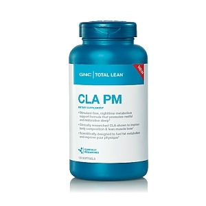 Total Lean CLA PM (120 capsule), GNC