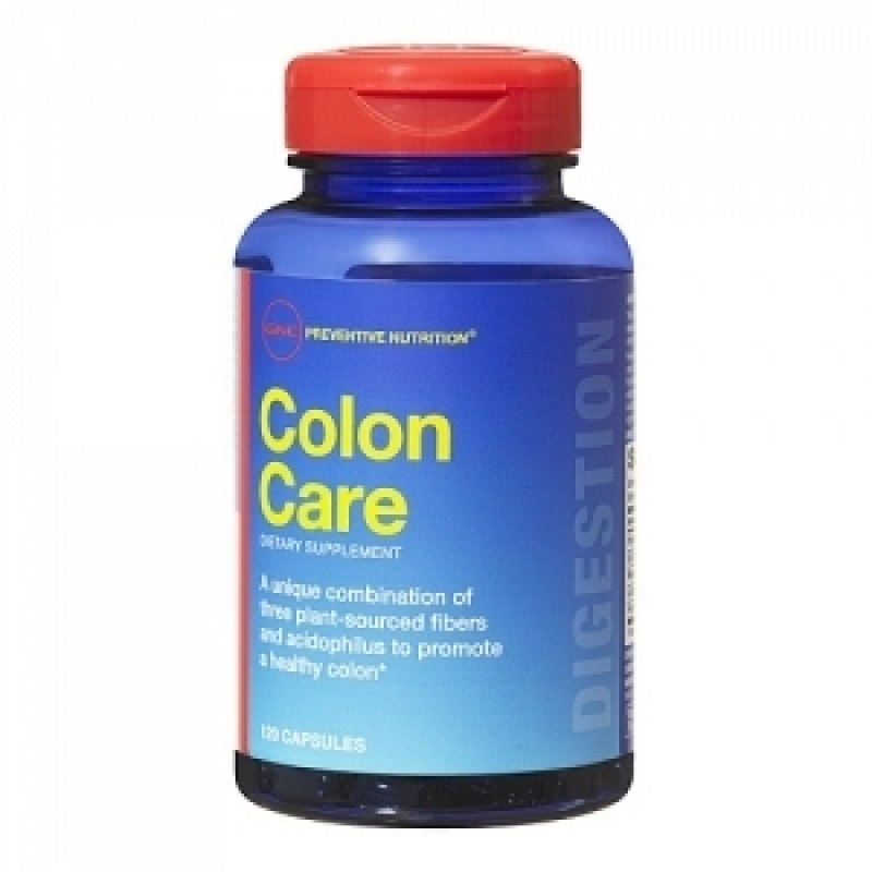 Colon Care (120 capsule), GNC