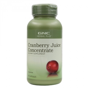 Cranberry Juice Concentrate (90 capsule), GNC