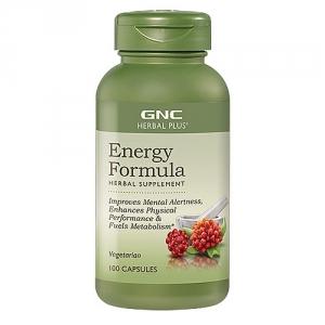 Energy Formula (100 capsule), GNC