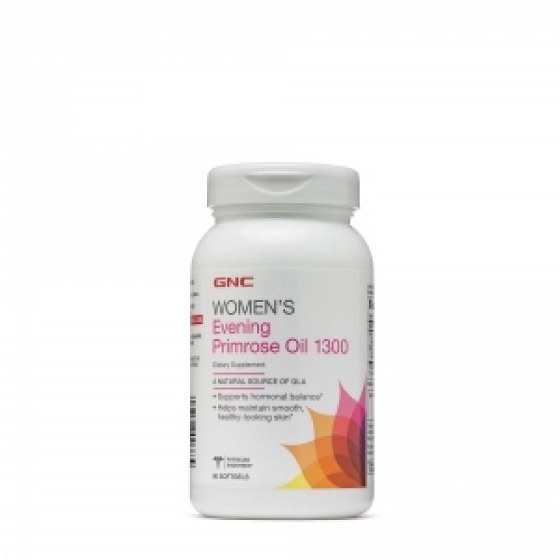Evening Primose Oil 1300 mg (90 capsule), GNC