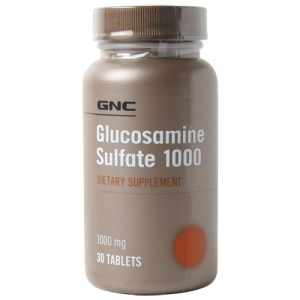 Glucosamine sulfate 1000 mg (30 tablete), GNC