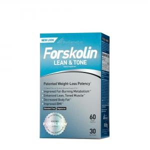 Forskohlin Lean & Tone (60 capsule), BIOGENETIC LABORATORIES GNC