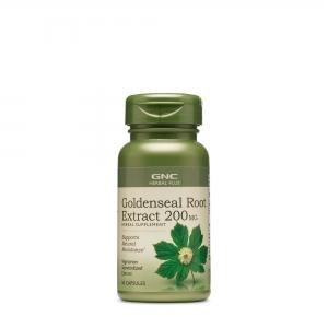 Goldenseal 200 mg (50 capsule), GNC HERBAL PLUS