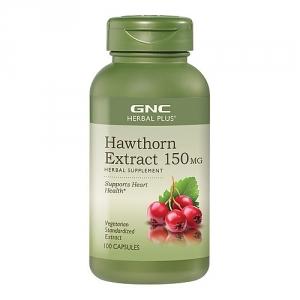 Extract standardizat de paducel,150 mg (100 capsule) GNC HERBAL PLUS