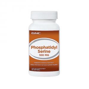Fosfatidil serina 100 mg (30 capsule), GNC