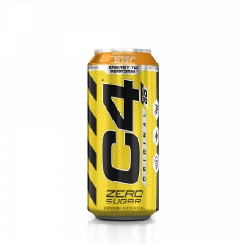 Cellucor C4 OTG energy cu aroma de fructe tropicale (473 ml), GNC