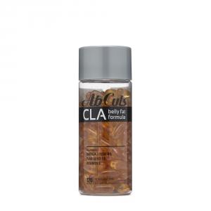 AB CUTS CLA Formula pentru arderea grasimilor abdominale (120 capsule), GNC