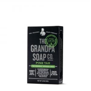 GRANDPA BRAND Pine tar soap (92 grame), GNC