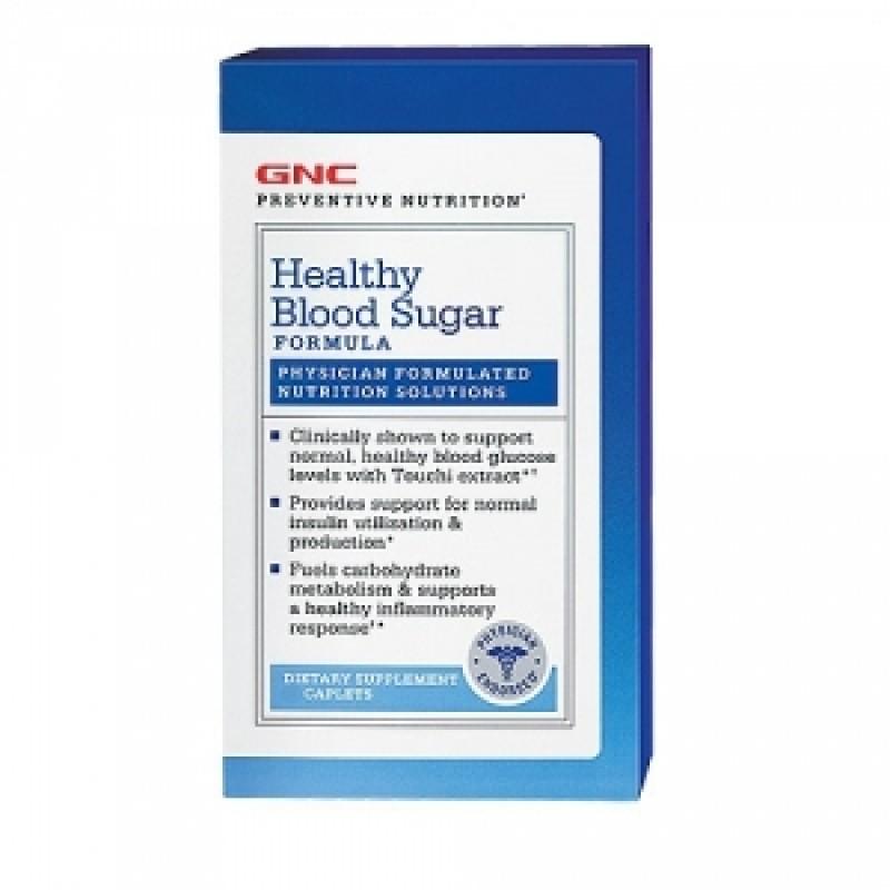 Preventive Nutrition Healthy Blood Sugar Formula (90 capsule), GNC