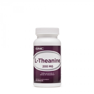 L-Theanine 200 mg (60 capsule), GNC