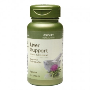 Liver support (50 capsule), GNC