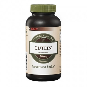 Luteina 20 mg (60 capsule), GNC