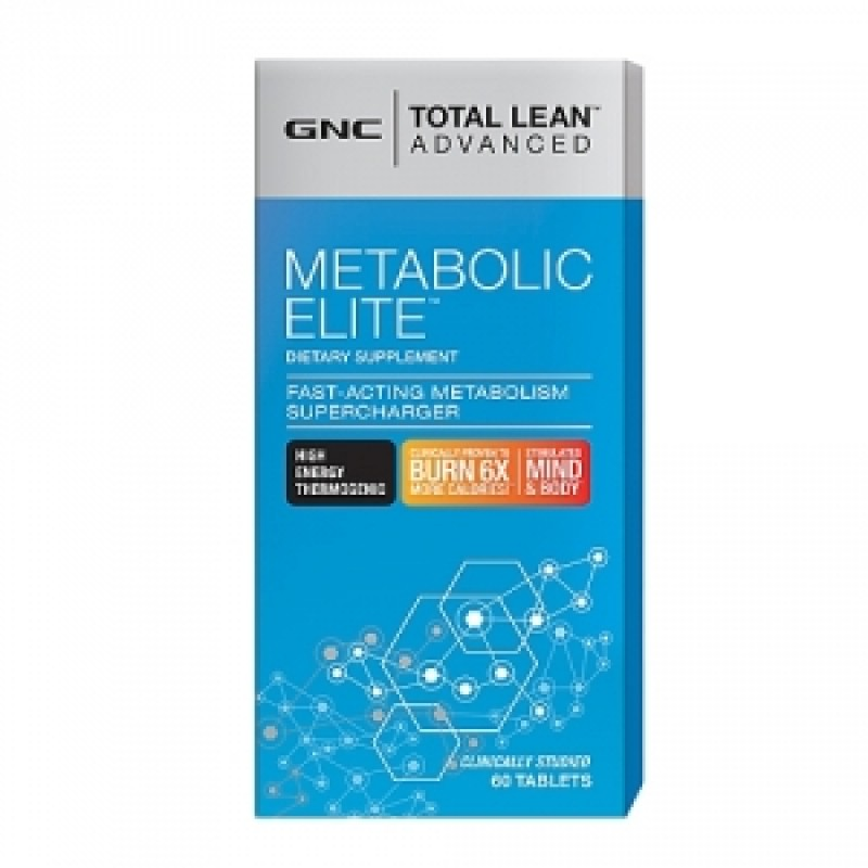 Metabolic Elite (60 tablete), GNC