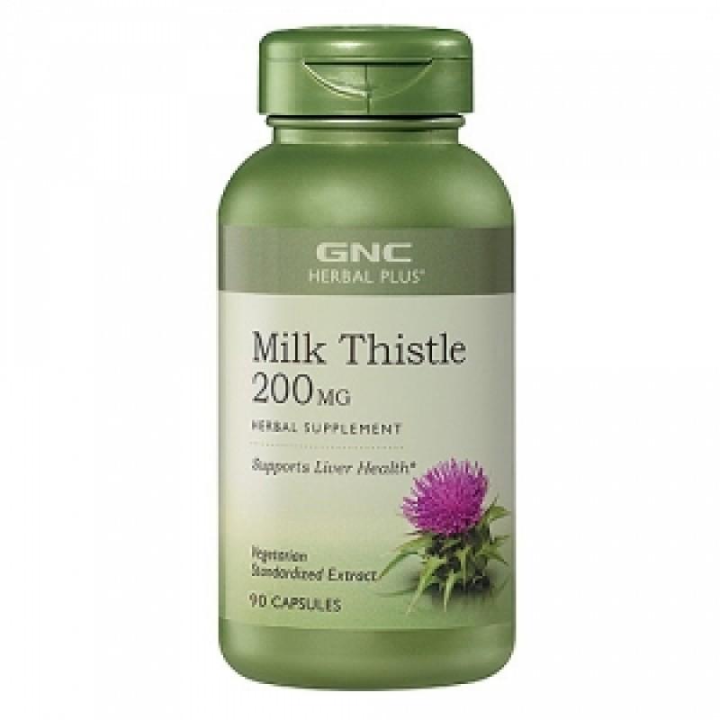 Milk Thistle 200 mg (90 capsule), GNC