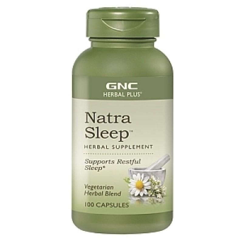 Natra Sleep (100 capsule), GNC