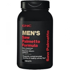 Men's Saw Palmetto Formula (120 capsule), GNC