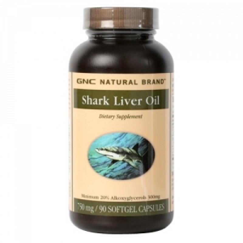 Shark Liver Oil (90 capsule), GNC