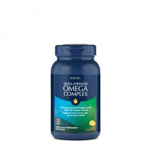 Triple strength omega complex (90 capsule), GNC