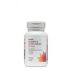 Women`s Ultra Mega 50 Plus (60 tablete), GNC