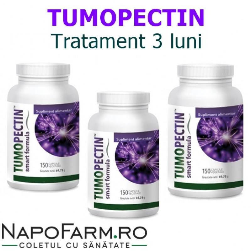 Tumopectin - Pachet pentru 3 luni (3 x 150 capsule)