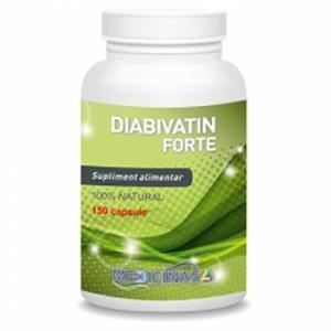 Diabivatin Forte (150 capsule), Medicinas