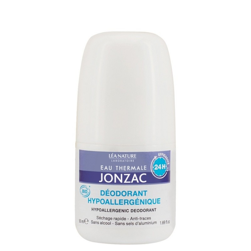 Rehydrate - Deodorant hipoalergenic - 24h , (50ml), Jonzac