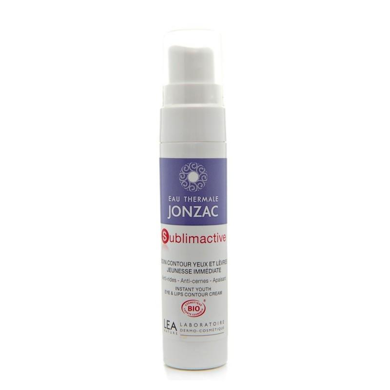 Sublimactive - Crema antirid contur ochi si buze (15ml), Jonzac