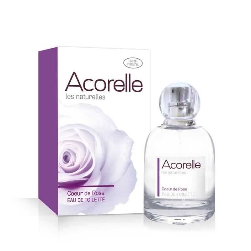 EDT COEUR DE ROSE - (50ml), Acorelle