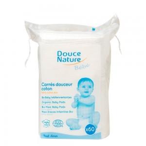 Servetele uscate pentru bebelusi (60buc.), Douce Nature