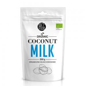 Lapte praf bio de cocos (200g), Diet-Food