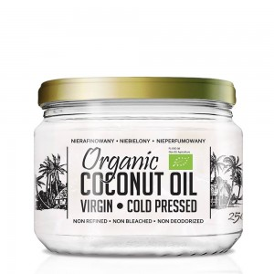 Ulei de cocos virgin bio (250ml), Diet-Food