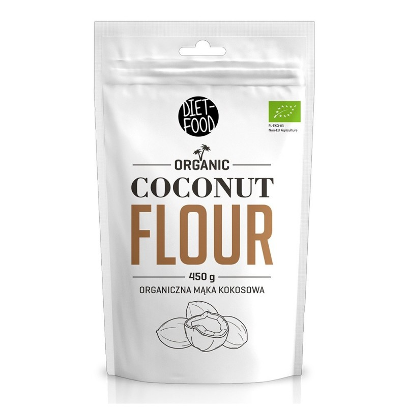 Faina de cocos bio (450g), Diet-Food