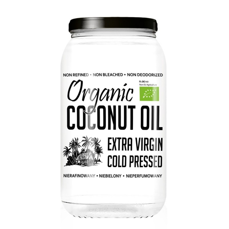 Ulei de cocos virgin bio (1000ml), Diet-Food