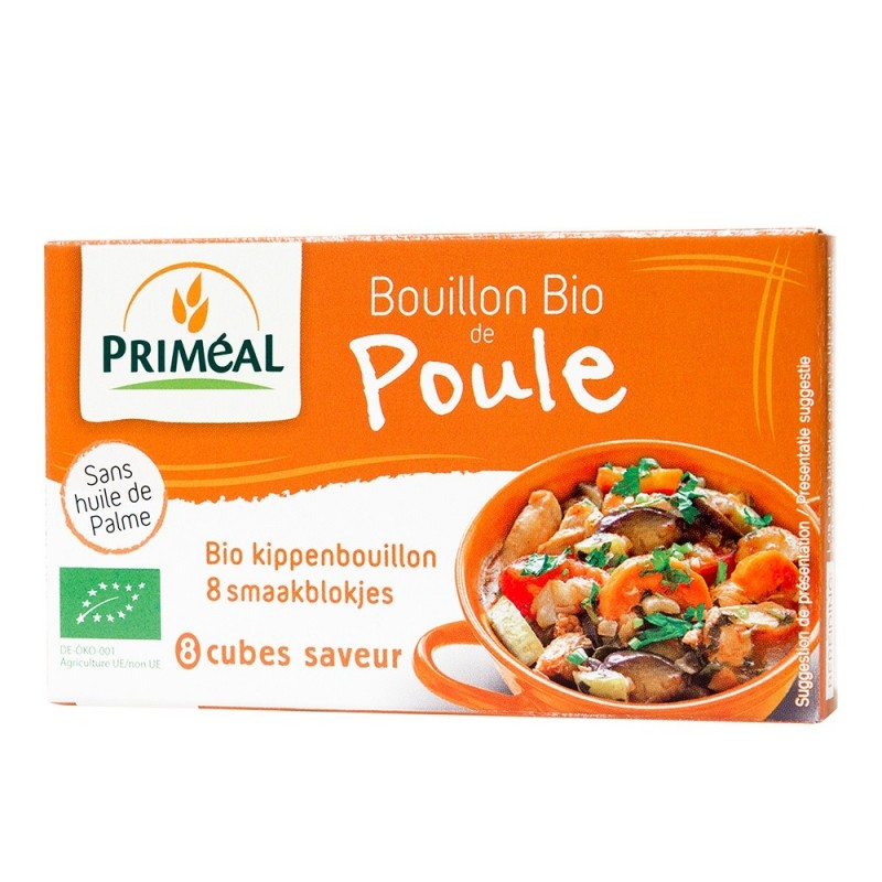 Concentrat supa pui (80g), Primeal
