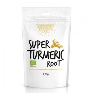 Turmeric - pulbere bio (200g), Diet-Food