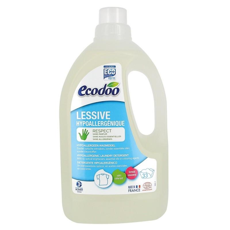 Detergent bio rufe hipoalergenic (1,5L), Ecodoo