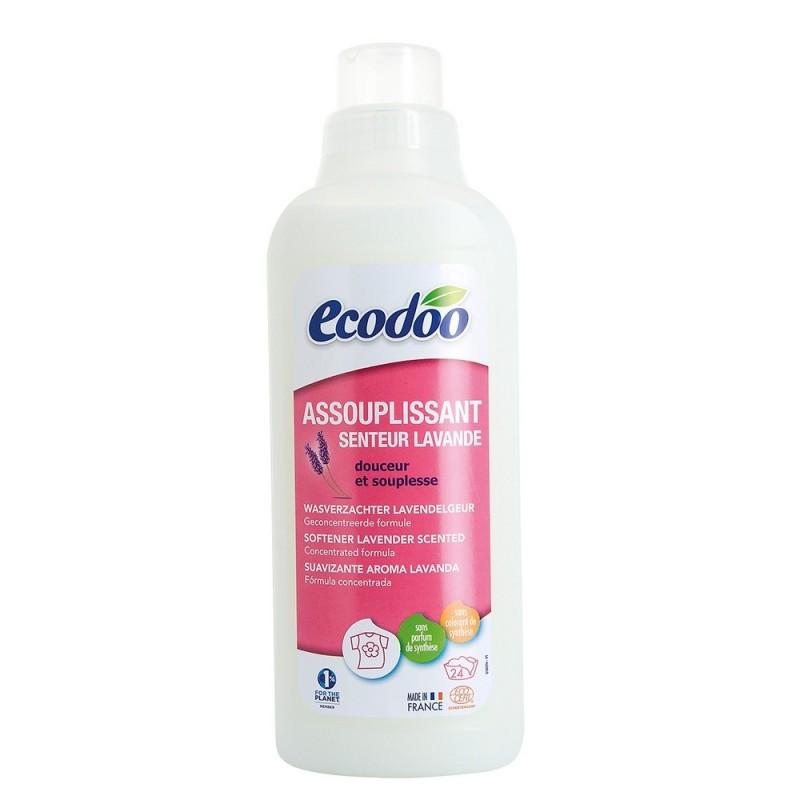 Balsam de rufe Bio cu aroma de lavanda (750ml), Ecodoo