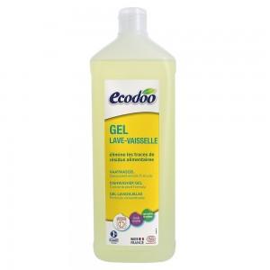 Detergent bio lichid pentru masina de spalat vase (1L), Ecodoo