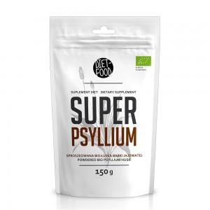 Tarate de psyllium - pulbere bio (150g), Diet-Food