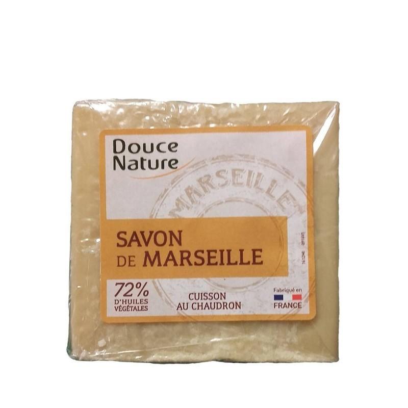 Sapun de Marsilia alb (300g), Douce Nature