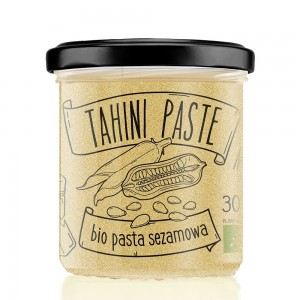 Tahini bio (300g), Diet-Food