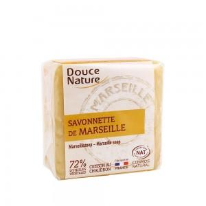 Sapun de Marsilia alb (100g), Douce Nature
