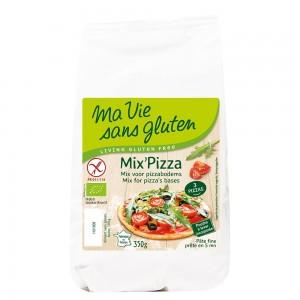 Amestec pentru pizza - fara gluten (350g), Ma vie sans gluten