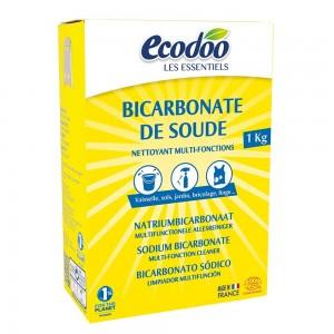 Bicarbonat de sodiu pentru menaj (1kg), Ecodoo